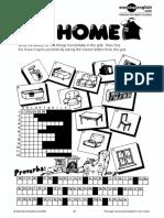 worksheet puzzle