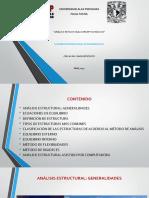 Analisis Estructural Conceptos Basicos