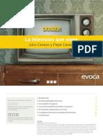 Dossier Evoca 05 La Television Que Viene
