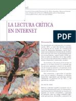La Lectura Critica en Internet