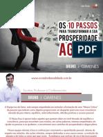 Os 10 passos para transformar a sua prosperidade agora - Bruno J. Gimenes.pdf