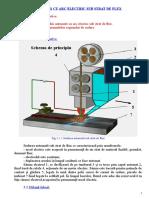 Sudarea automata cu arc electric sub strat de flux.doc