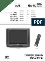 BA-4C Chasis SONY TV.pdf