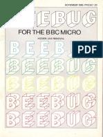 BEEBUG cover v4n6
