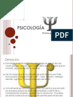 Antecedentes de la psicología