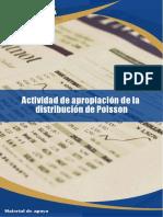 Actividad de Apropiación de La Distribución de Poisson