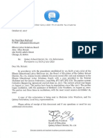 Letter to IL Labor Relations Board from QPS