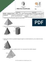 Pc Prisma - Cilindro - Piramide.