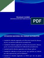 Identificacion Del Vehiculo Automotor Paraguay