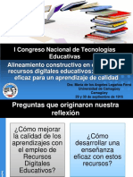 Conferencia Maria Legañoa