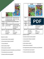 Ficha Texto Comparativo de Huayco 17