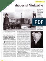 Schopenhauer Si Nietzsche