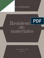 Resistencia de Materiales - V. I. Feodosiev. RM