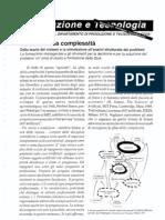 La sfida della complessità, dalla teoria dei sistemi e la simulazione all'analisi strutturata dei problemi