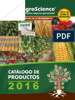 Catalogo Agroscience