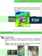 Arch Bioclimatica(1)