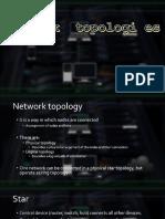 9.1 Network Topologies