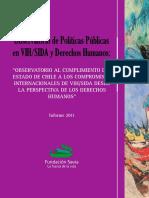 Cumplimiento Del Estado en Compromisos Internacionales 2011