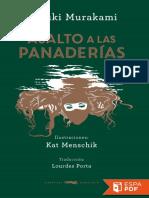 Asalto a Las Panaderias - Haruki Murakami