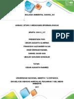Trabajo Colaborativo Unidad 2 Etapa 3 Mediciones Epidemiologicas