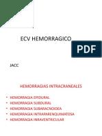 ECV HEMORRAGICO