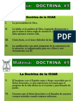 DOCTRINA  #1-1