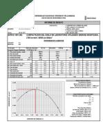 Ensayo de Compactacion - Proctor Modificado - UNFV - FIC