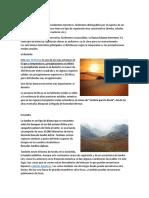 Biomas Terrestres, Acuativos, Etc, Reinos de La Naturaleza