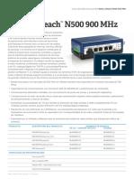 CnReach 900 SpecSheet ESP FNL