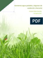 Informe Planta de Agua Choconta
