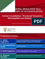 SCOA Formal Consultation