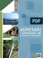 Adresar i komunave në Republikën e Maqedonisë
