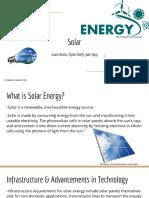 engineering energy project
