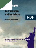 La tyrannie collectiviste - Yves Guyot.pdf