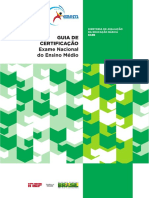 Guia Certificacao Enem 2015