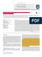 01. Ultrasonic Backscattering Method for in-situ Characterisation of Concentrated Dispersions