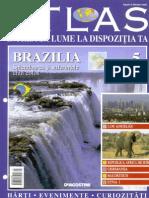 (de Agostini Hellas) Atlas - Intreaga Lume La Dispozitia Ta (05) (Ro)