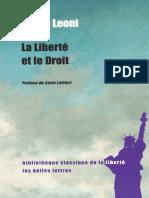 La liberté et le droit - Bruno Leoni.pdf