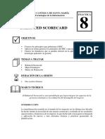 Práctica Nº 8 - Balanced Scorecard
