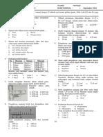 Mid Ganjil Fisika X IPA & IPS Tp 16-17