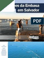 Ações da EMBASA em Salvador - Out 2013