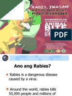 Rabies Lay Forum