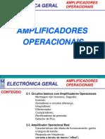 06 - Amplificadores Operacionais