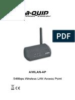18797453-AQuip-WLAN-Access-Point-Manual.pdf