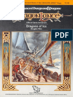DL6 - Dragons of Ice