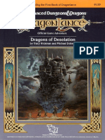 DL4 - Dragons of Desolation