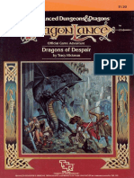 DL1 - Dragons of Despair