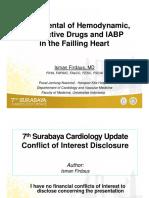 03.4 Fundamental of Hemodynamic Vasoactive Drugs and IABP in the Failing Heart Isman Firdaus MD FIHA