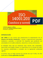 01 Que es la ISO 14001 2015