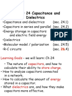 51 Ch24 Capacitance